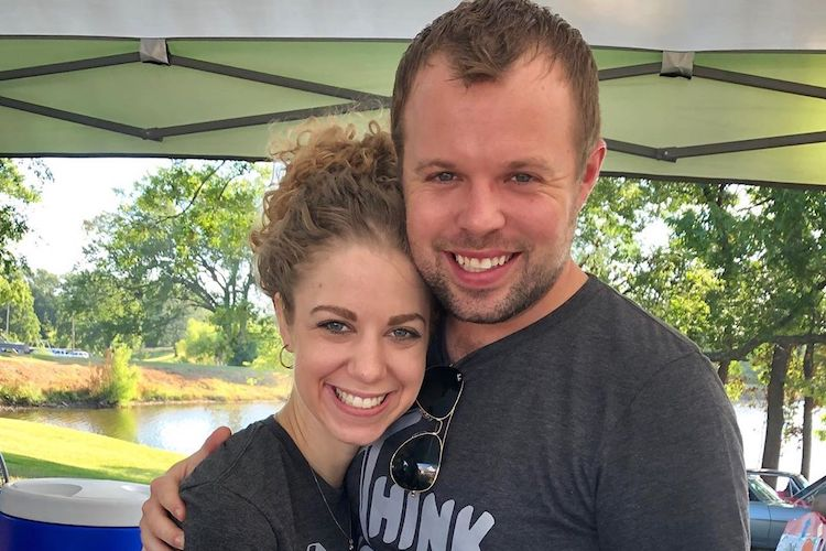 John David Duggar and Abbie Burnett Expecting First Child