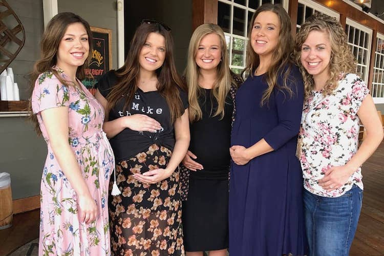 Anna Duggar Shares Pregnancy Update as Her Due Date Nears Closer