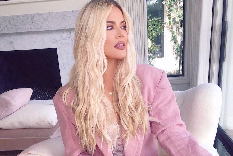 khloé kardashian praises revenge body contestant who lost newborn