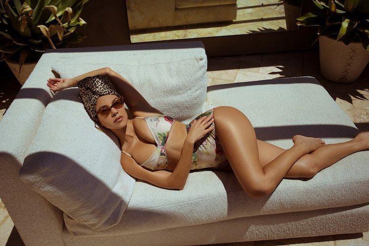 Kourtney Kardashian Shares Unedited Photo of Her Stretch Marks