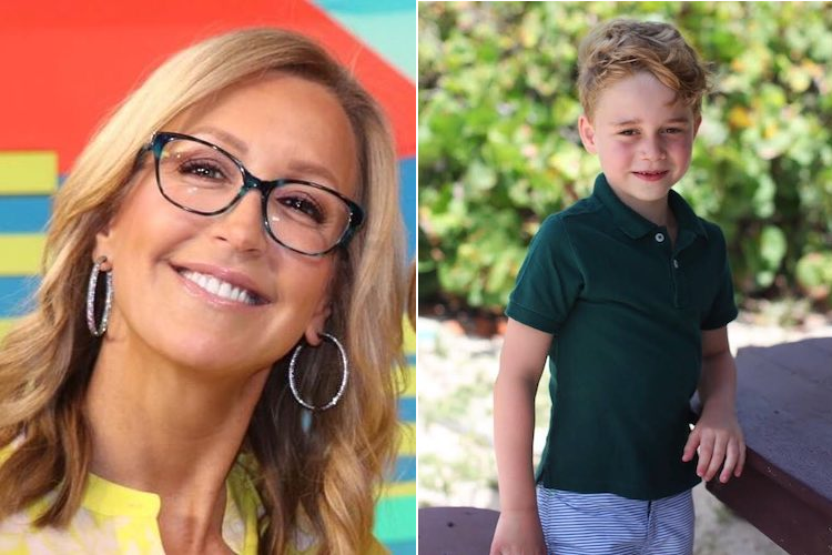 lara spencer apologizes to prince george after ballet comment