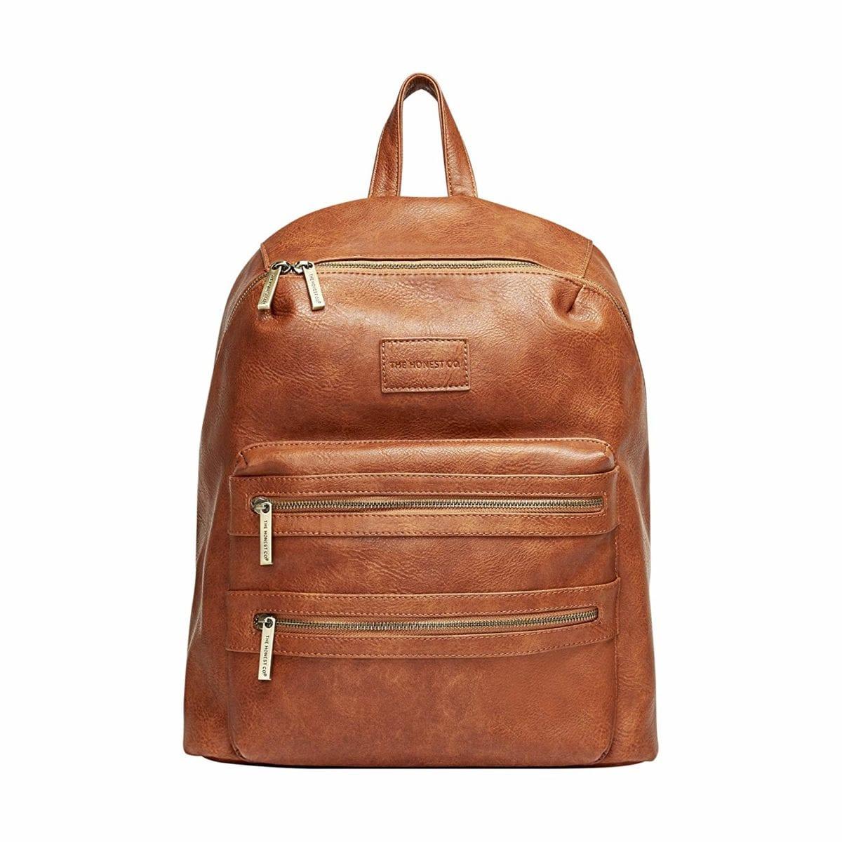 lauren conrad's baby registry - honest co. city backpack