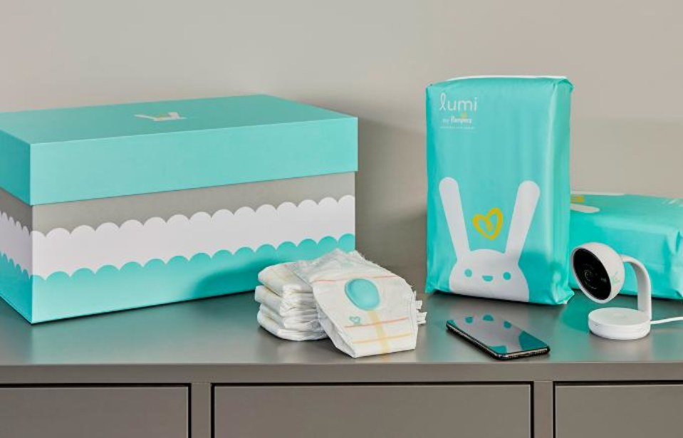 New Technology Alert: Pampers to Launch Smart Diapers this Fall