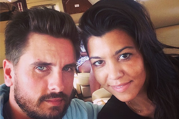 Scott Disick on Parenting with Kourtney Kardashian