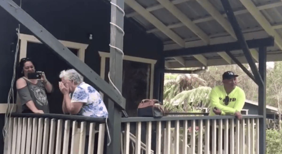 Woman's Uses Retirement Savings to Buy Grandparents new house
