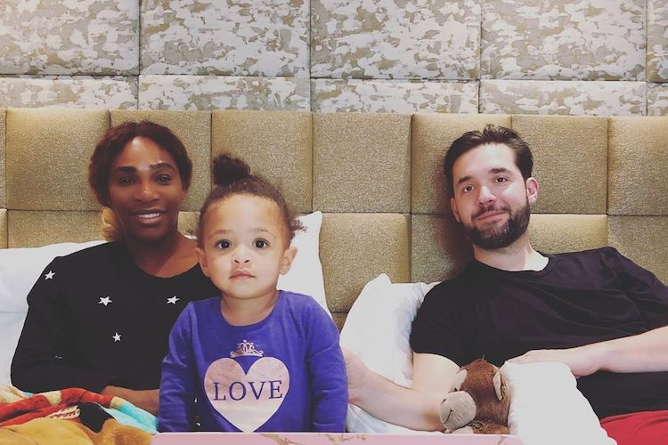 Serena Williams and Alexis Ohanian on Importance of Parental Leave