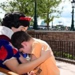 This Disney Princess Ensures A Young Boy With Autism Gets His Fairytale Moment at Disney World
