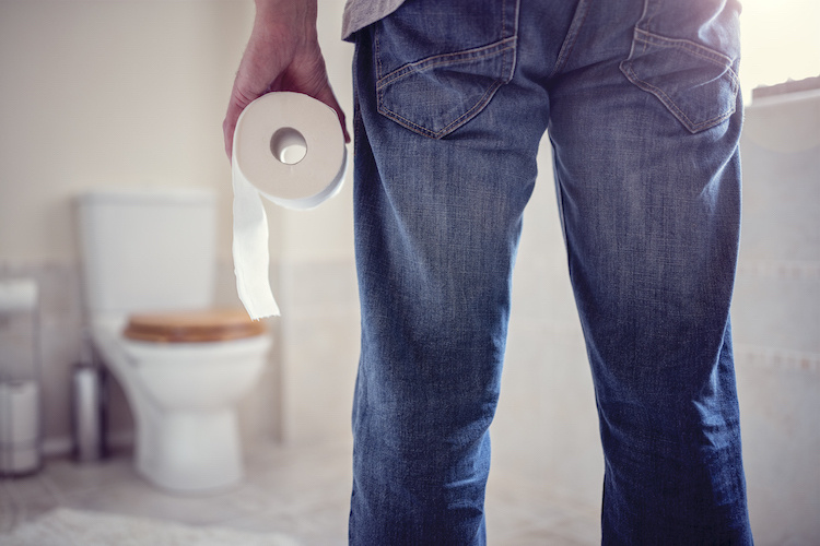Mom Calls Out Husband for Using Pooping as an Excuse to Get Out of Things
