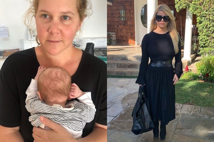 Amy Schumer on Jessica Simpson's Weight Loss