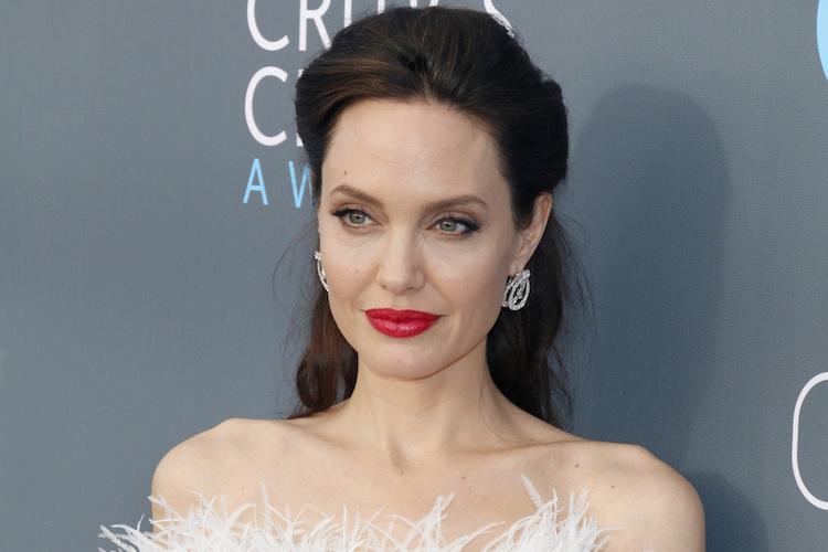Angelina Jolie on Raising Teenagers