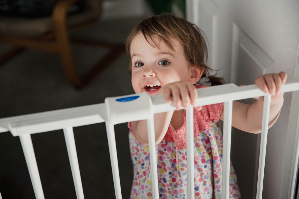 5 ways to baby-proof your home