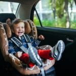 What Age Should My Child Be Forward-Facing in Her Car Seat?