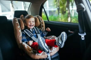 When Should I Change My Car Seat From Rear Facing