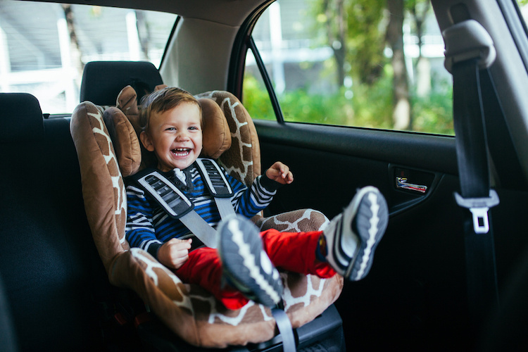 Walmart Hosting Car Seat Trade In Program in September