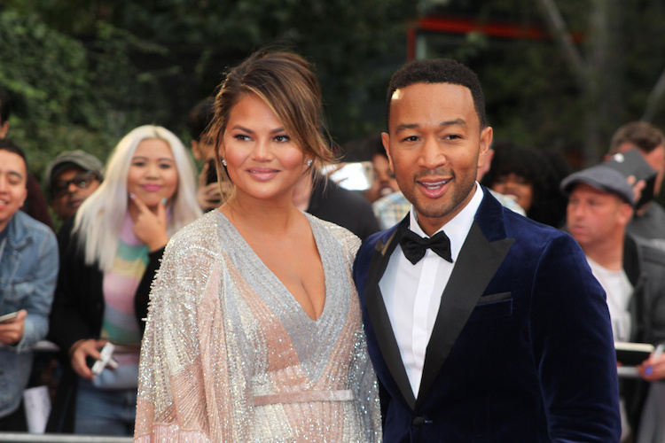 chrissy teigen gets first kiss from son miles