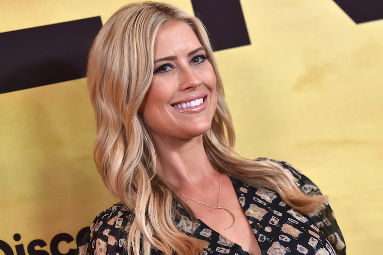 HGTV Star Christina Anstead on Decision to Eat Placenta