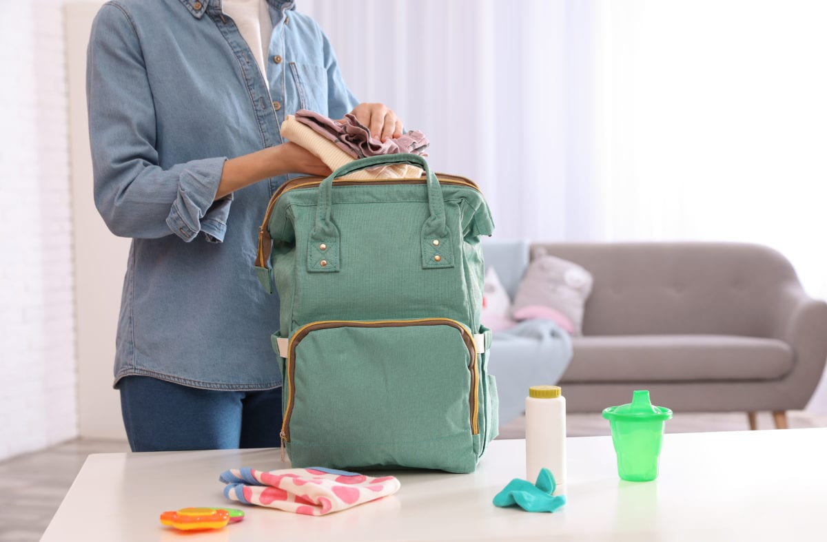 The 5 Best Diaper Backpacks