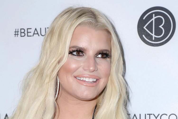 Jessica Simpson Reveals 100-Pound Weight Loss