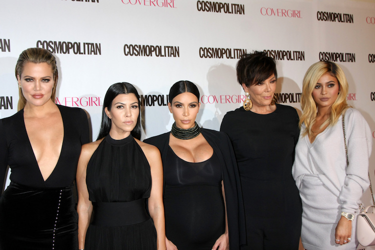 The Kardashians Had a Big Blowout Argument About How to Discipline Their Children