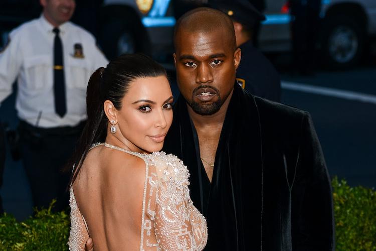 Kim Kardashian Shamed for Letting Daughter North Wear Hoop Earrings