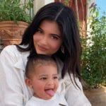 Watch Kylie Jenner's Reaction to Daughter Stormi Saying Her Dad, Travis Scott, Loves Her More