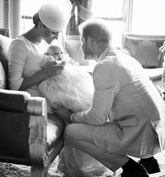 meghan markle shares beautiful never-before-seen photo of baby archie in honor of prince harry's birthday | parenting questions | mamas uncut mm