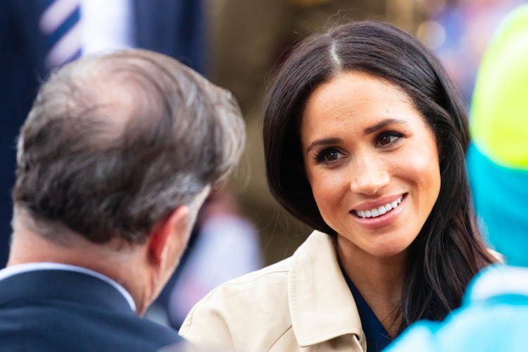 Meghan Markle Mom-Shamed for Attending U.S. Open