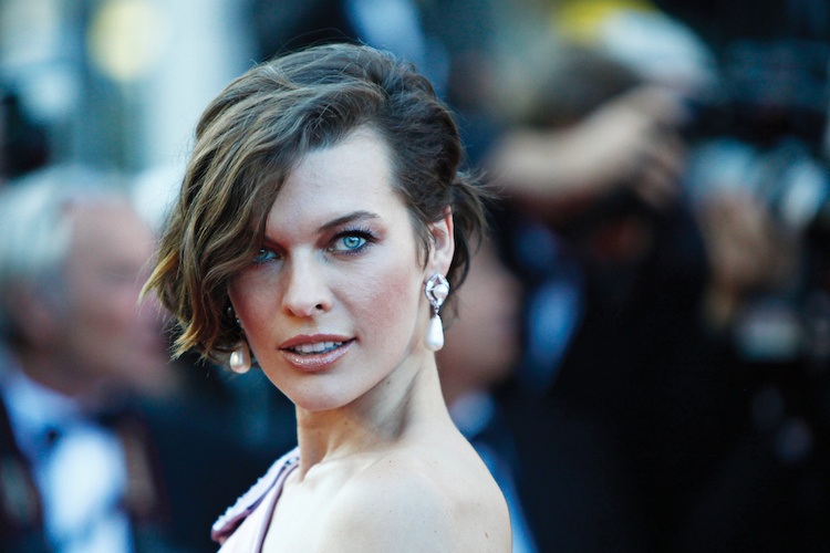 Milla Jovovich: Daughter Ever Gabo Anderson Lands First Magazine Cover for Jalouse