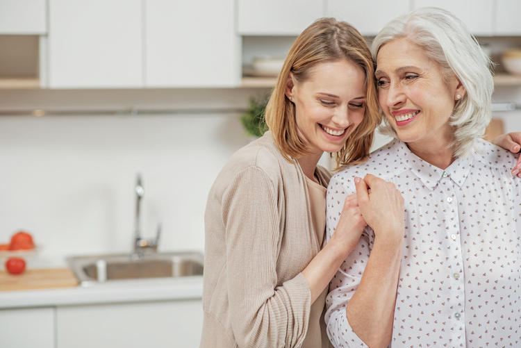 mothers and daughters discuss how motherhood has changed