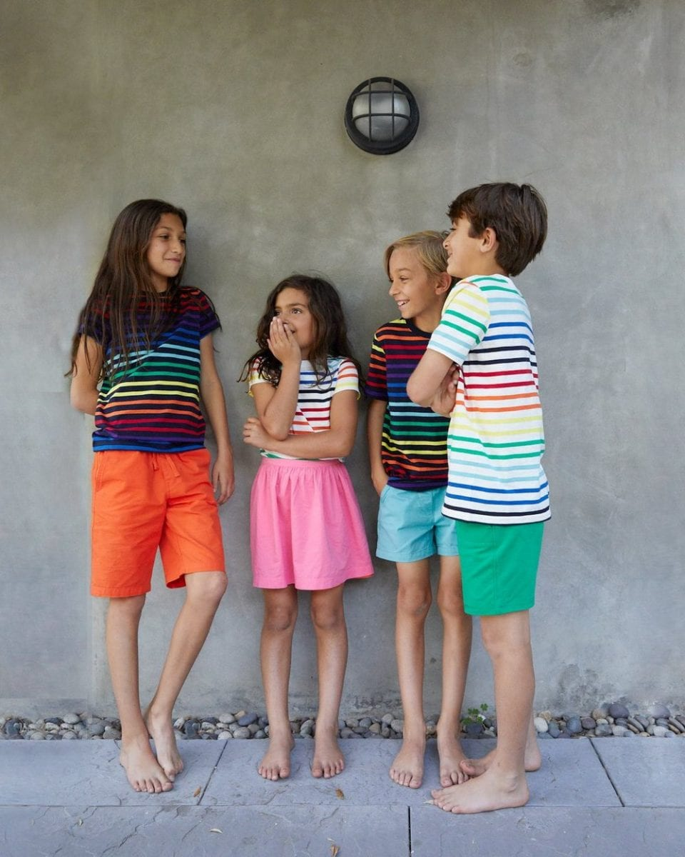 Primary: Gender Nonconforming Clothes for Kids