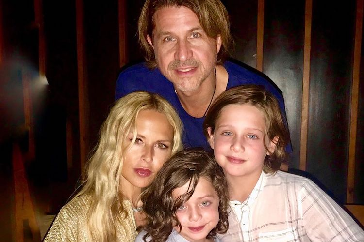Rachel Zoe Defends Son's Decision to Have Long Hair