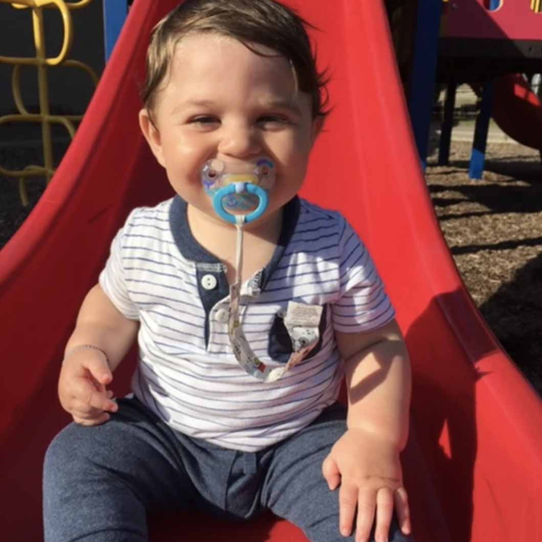 parents of 19-month-old with fatal disease racing to fund a cure before it's too late   at the time of michael's diagnosis, doctors told his parents that the disease was fatal and there were no treatment options.