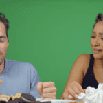 Watch Shay Mitchell and Her 'Pretty Little Liars' Co-Star Ian Harding Try the Absolute Grossest Pregnancy Cravings