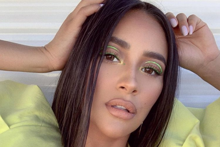 shay mitchell and matte babel have argument about epidural