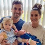 Tanner and Jade Tolbert Clear Up Controversial Comments about Bonding with Baby and Their Postpartum Love Life