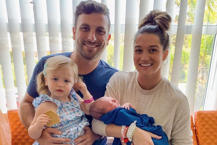 Tanner and Jade Tolbert Clarify Controversial Comments About Bonding with Baby and Postpartum Love Life