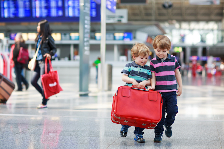 The 5 Things You Need to Travel with Kids