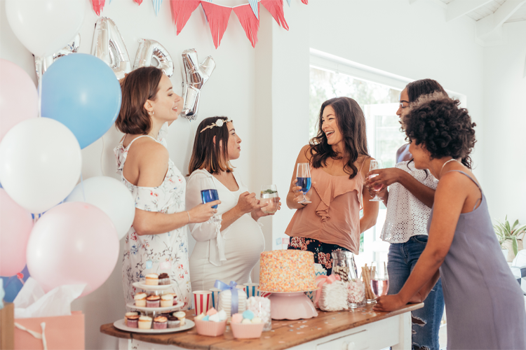 My Mother in Law is Throwing Me a Baby Shower: Do I Have to Go?