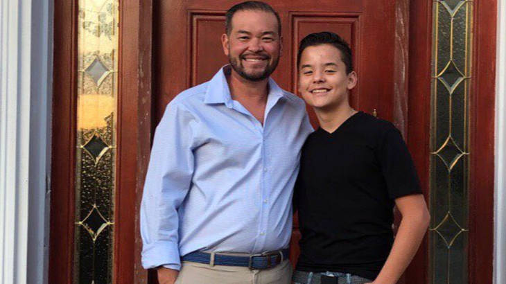 Collin and Jon Gosselin