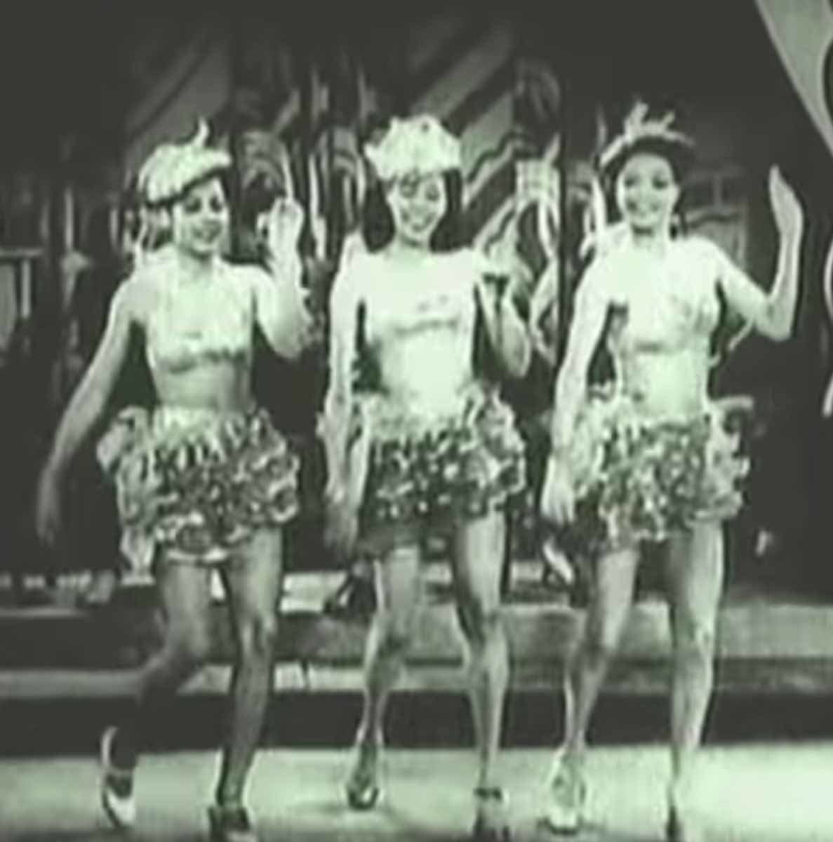 """102-year-old dancer never saw herself on film, until now 