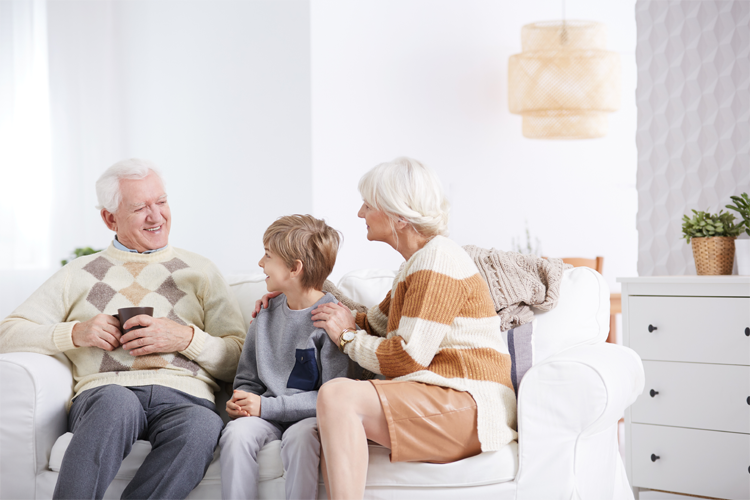 Do Our Kids Spend Enough Time with Their Grandparents?