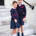 Prince George & Princess Charlotte Had The Most Adorable First Day Of School