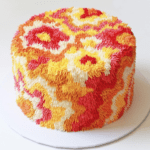 Baker Makes Cakes That Look Exactly Like Shag Rugs