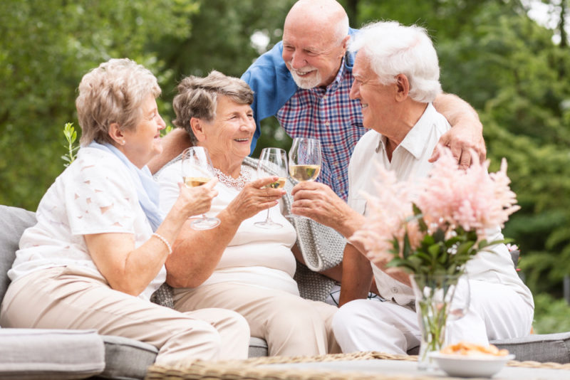 drinking may help you live longer