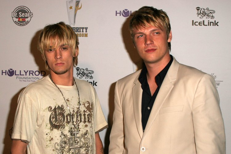 Aaron Carter Threatened to Kill Brother Nick Carter's Pregnant Wife and Kids