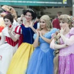 Mom Posts Want Ad for Nanny to Dress as Disney Princesses