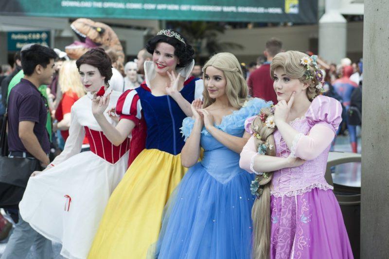 Disney Princess Nanny