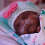 Baby Born 3 Months Premature Weighing Just 8.6 Ounces Survives & Goes Home