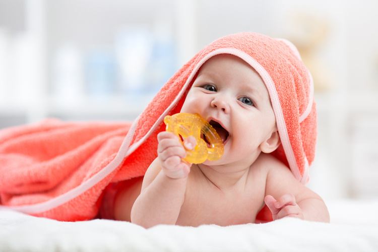 These 7 teethers will help soothe a cranky baby