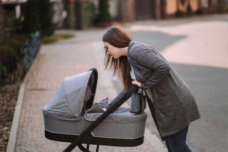 My Husband will Not Let Me Take Our Baby on Walks: What Should I Do?